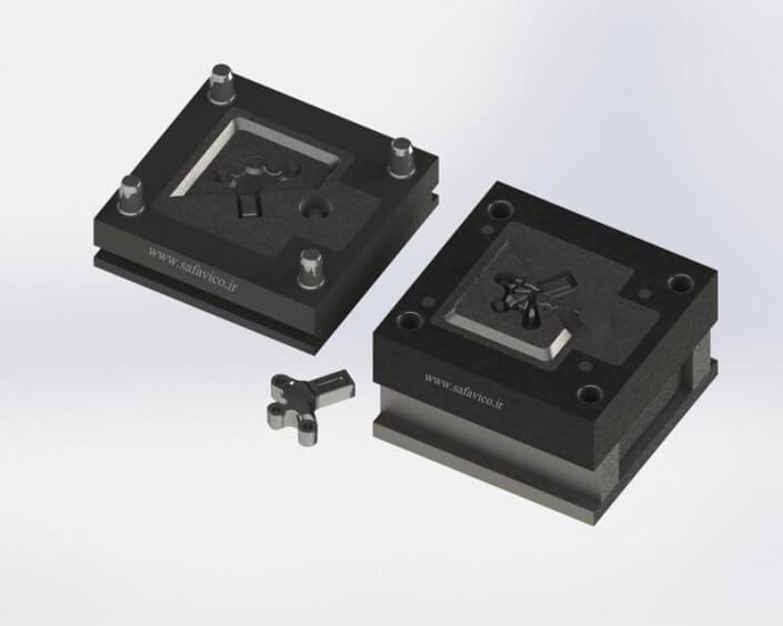 قالب فلزی - قالب سازی