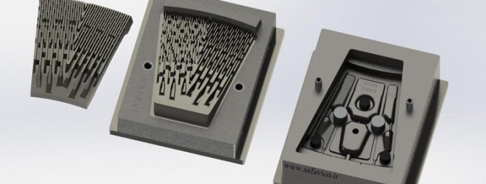قالب پلاستوفوم - قالب فوم زیگمنت