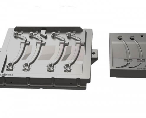 مدل بازویی اتاق پژو206 برای خط هانزبرگ