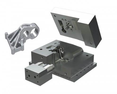 قطعه فلزی (ریژه) - دسته موتور EF7
